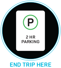 2 hour parking