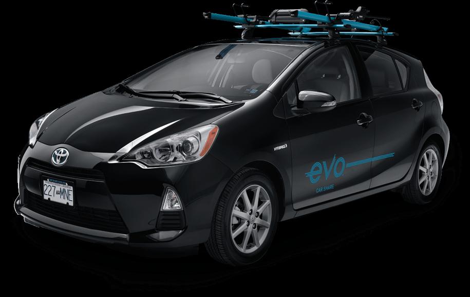 car sharing made for bc