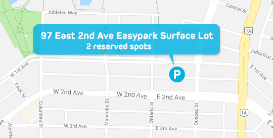 Evo Parking - 97 East 2nd Ave